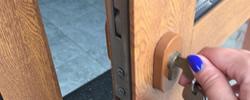 Leatherhead locks change